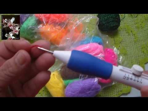 AGUJA MARAVILLOSA - Esta es una versión que encontré en Parisina que me pareció muy buena. Es una versión de la aguja mágica que se vende en los tianguis. La característica que ...