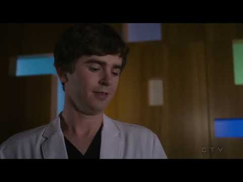 The Good Doctor  1x09 Shaun Caught CLaire Flirting with Melendez