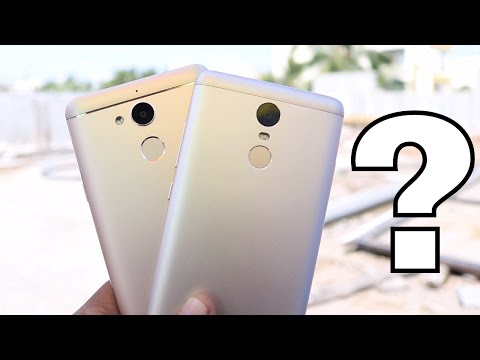 Coolpad Note 5 vs Redmi Note 3 Comparison, What to buy ? Coolpad Note 5 or Redmi Note 3?