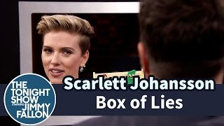 Video Box of Lies with Scarlett Johansson MP3, 3GP, MP4, WEBM, AVI, FLV Maret 2018