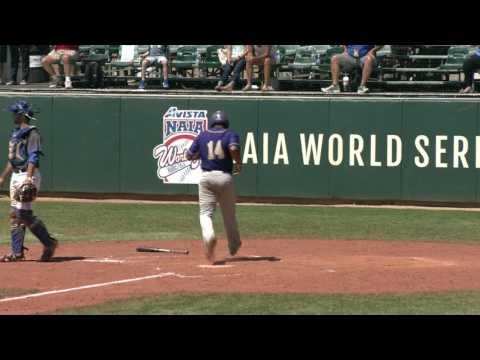 2016 Avista NAIA World Series - Game 13 Highlights