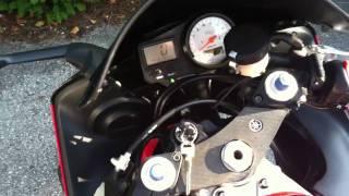 10. Yamaha r6 first bike