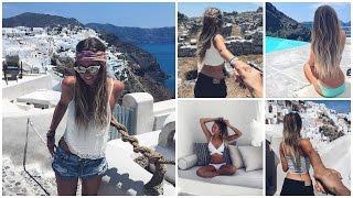 Santorini Greece  city photos gallery : Santorini, Greece! // June 2015