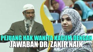 Video Pejuang HAK WANITA KAGUM dengan JAWABAN DR. ZAKIR NAIK MP3, 3GP, MP4, WEBM, AVI, FLV Maret 2019