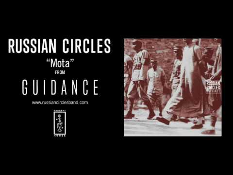 Russian Circles - Mota (Official Audio)