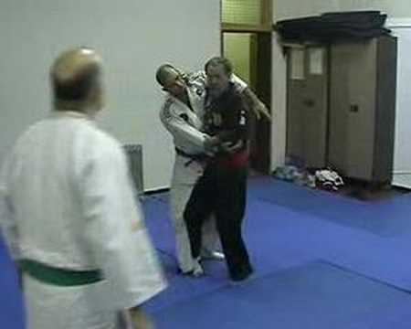 Professor Lague – Uchi Gama variation