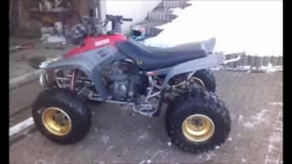 5. Yamaha 350 warrior !!! VLOG 3 :)