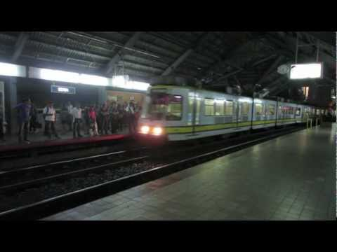 LRT - Merry Christmas! Enjoyed railfaning in the Manila metropolitan area, Luzon, The Philippines. Music by Munich Machine (produced by Giorgio Moroder)