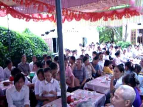 Đám cưới anh tuân Thái Bình