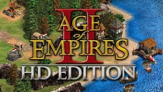 Age Of Empires 2 Epic 4v4 Battle! Video