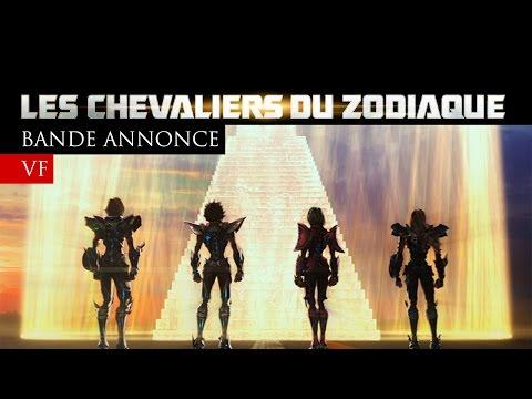 LES CHEVALIERS DU ZODIAQUE - Bande Annonce VF