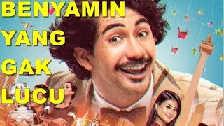 Video BENYAMIN BIANG KEROK KOK GARING BANGET? - Cine Crib Vol. 94 MP3, 3GP, MP4, WEBM, AVI, FLV Juli 2018