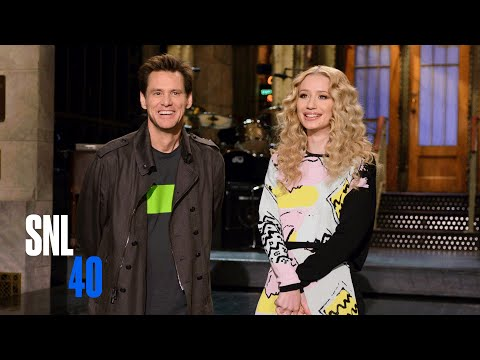 Saturday Night Live 40.04 (Promo 'Jim Carrey and Iggy Azalea')