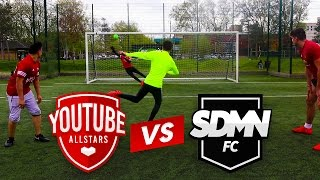 YOUTUBE ALLSTARS VS SDMN FC FOOTBALL CHALLENGES!! Hope you guys are looking forward to the SIDEMEN FC VS YOUTUBE ALLSTARS LIVESTREAMGet MERCH: http://www.theburntchip.com/Subscribe to Kammy - https://www.youtube.com/c/KammyHDSubscribe to Anesongib - https://www.youtube.com/user/AnEsonGibSubscribe to Jmx - https://www.youtube.com/user/xJMX25►Get FIFA 17 coins INSTANTLY from - https://www.fifautstore.com/ use 'CHIP' for a discount!Check out some of my other football challenges & other Penalty King episodes:THE PENALTY KING #1https://www.youtube.com/watch?v=Qrc6q3BFqvQTHE PENALTY KING #2https://www.youtube.com/watch?v=srqg5WGv0vATHE PENALTY KING #3 - THE REMATCHhttps://www.youtube.com/watch?v=pKKwd8HOJM8THE PENALTY KING #4 VS CALFREEZY! https://www.youtube.com/watch?v=oPF7464KeHkWORLDS HARDEST PENALTIES FOOTBALL CHALLENGE!! https://www.youtube.com/watch?v=70T-vQXcepIULTIMATE NEW YORK FOOTBALL CHALLENGES!! https://www.youtube.com/watch?v=8uye89tNsGw&tYOU NEED TO WATCH THIS FOOTBALL CHALLENGE... https://www.youtube.com/watch?v=i_hCqkYtFdQ►Follow me on Instagram: http://instagram.com/theburntchip ►Tweet me on Twitter: https://twitter.com/TheBurntChip►Like my Facebook: https://www.facebook.com/TheBurntChip►Send me Snapchats!: theburntchip94►Subscribe to my Second Channel - https://www.youtube.com/user/TheBurntFry?sub_confirmation=1━ ━ ━ ━ ━ ━ ━ ━ ━ ━ ━ ━ ━ ━ ━ ━ ━ ━ ━ ━ ━ Social Links:▷Twitter: https://twitter.com/TheBurntChip▷Instagram: http://instagram.com/theburntchip/▷Facebook: https://www.facebook.com/TheBurntChip━ ━ ━ ━ ━ ━ ━ ━ ━ ━ ━ ━ ━ ━ ━ ━ ━ ━ ━ ━ ━ ► Check out my other Pack Openings! - https://goo.gl/OMtGqY► Check out my FIFA 16 FUT DRAFT videos! - https://www.youtube.com/playlist?list=PLoyxz7h-r53v6XK31pLopXKP6VLfwq3FK━ ━ ━ ━ ━ ━ ━ ━ ━ ━ ━ ━ ━ ━ ━ ━ ━ ━ ━ ━ ━