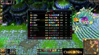 (HD150) Rammus jungle solo queue - League Of Legends Replay [FR]