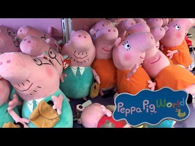 released peppa pig world