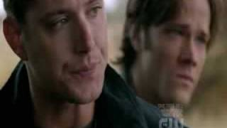 SUPERNATURAL - 4.10 Heaven And Hell - Dean Talks About Hell