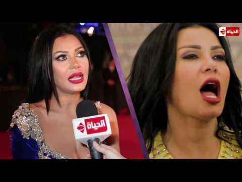 """منى ممدوح عن فستانها في مهرجان القاهرة السينمائي: """"مش أوفر"""""""