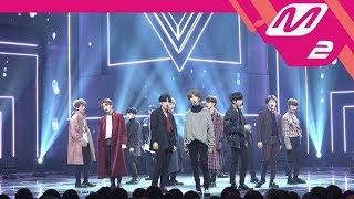 [MPD직캠] 세븐틴 직캠 4K '고맙다(THANKS)' (SEVENTEEN FanCam) | @MCOUNTDOWN_2018.2.8