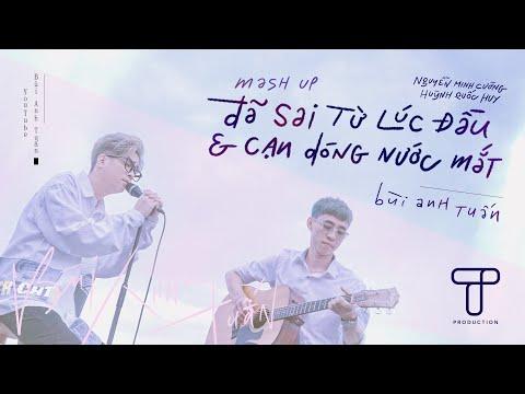 """Bùi Anh Tuấn """"đã sai từ lúc đầu"""" nên bây giờ """"cạn dòng nước mắt""""   Hồ Ngọc Hà - Love Songs   Cover"""