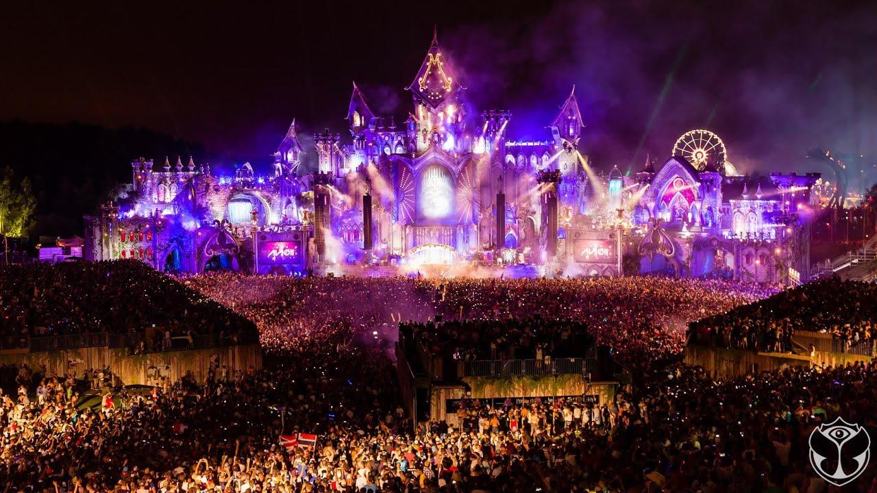 Steve Aoki - Live @ Tomorrowland Belgium 2015