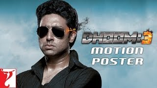 Motion Poster 2 - Dhoom 3
