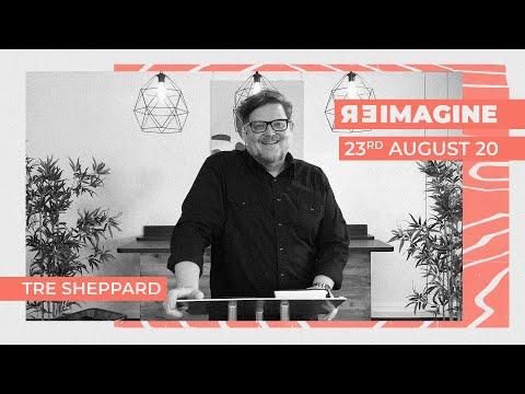 Sunday 23 August 2020 | 11:30 | Reimagine: 'Struggle' with Tre Sheppard