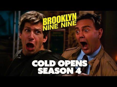 COLD OPENS (Season 4) | Brooklyn Nine-Nine | Comedy Bites