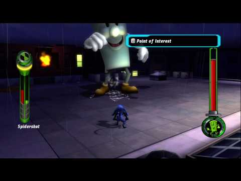"Ben 10: Alien Force Vilgax Attacks - Xbox 360 ""big Smoothie Boss And Character Showcase"""