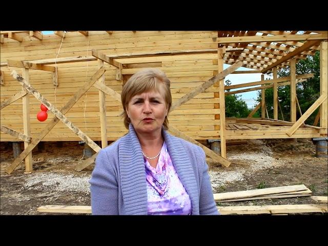 Отзыв о строительстве дома Владимирская область деревня Теренеево
