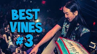 Steve Aoki's Best Vines Pt. 3 (ft. Dillon Francis, Deorro, and more!)