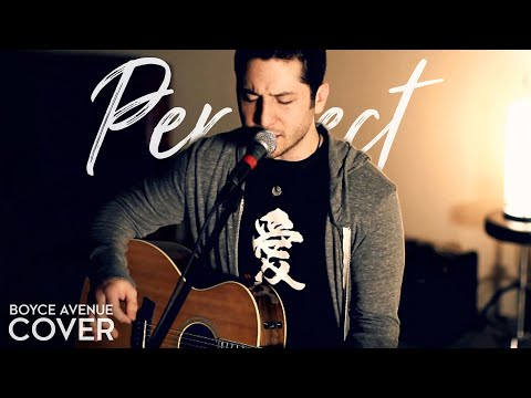 "P!nk  ""F**kin' Perfect"" Cover by Boyce Avenue"