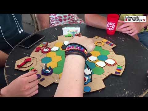 VIDÉO. Jeux et joueurs à gogo au Flip de Parthenay