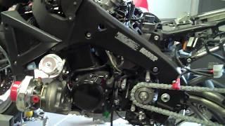 8. 2008 Suzuki B KING Twin Turbo 330 Single Sided OSD 500 h.p.