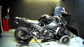 3. 2012 Kawasaki ZX10R Dyno Tune, 195 HP @ rear wheel