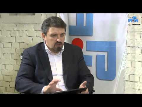 Игорь Стрелков в студии АРИ ТВ
