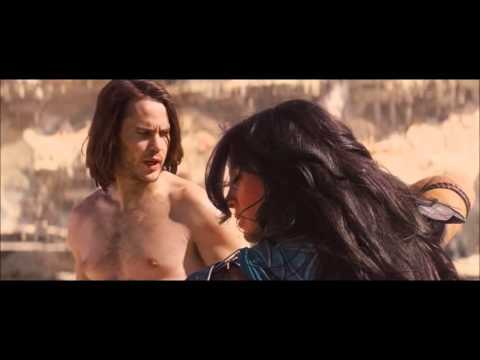 John Carter ( 2012 ) John save the princess scene