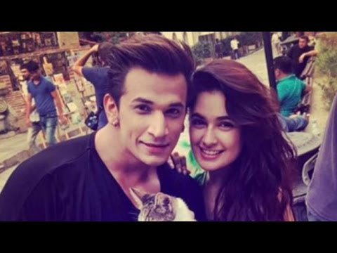 Prince Narula And Yuvika Chaudhary Together In 'Kh