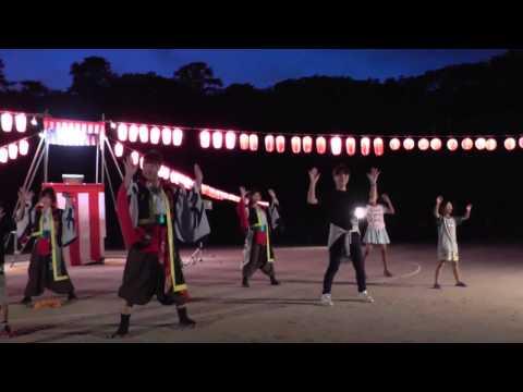 乱痴気 和歌浦小学校夏祭り2015(1日目)妖怪体操