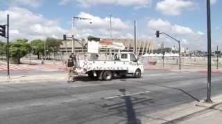 VÍDEO: Câmeras de videomonitoramento estão sendo instaladas no entorno do Mineirão