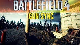 Battlefield 4 Theme song - Gun Sync