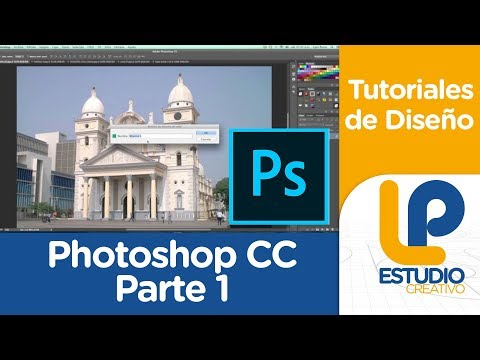 Video 1 de Photoshop: Tutorial completo de Photoshop CC para principiantes