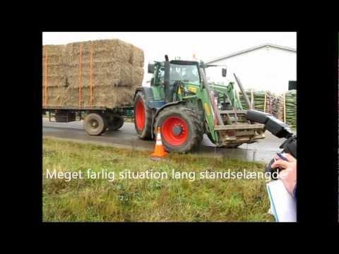 """Tractor testing on """"Bremsedagen 2011"""""""
