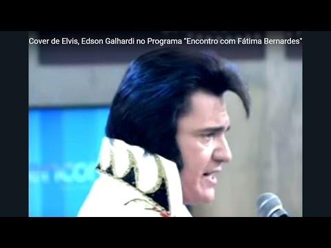 """Edson Galhardi no Programa """"Encontro com Fátima Bernardes"""""""