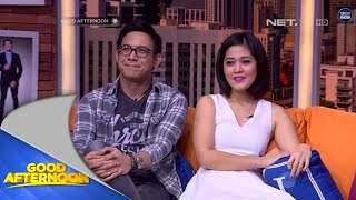 Good Afternoon - David NOAH dan Gracia Indri membahas soal pernikahan mereka