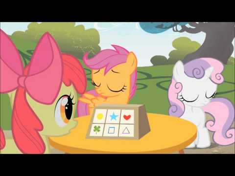 MLP:FiM BGM - Cutie Mark Crusaders Go Crusading