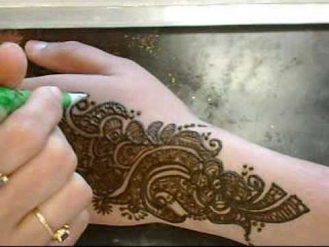 heena by fatima Mehandi Designs