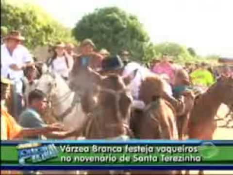 Varzea Branca/PI festeja vaqueiros no novenário de Santa Teresinha