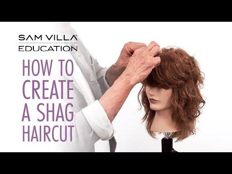 How to Create a Modern Shag Haircut