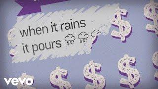 Luke Combs - When It Rains It Pours (Lyric Video) Mp3